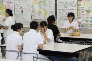 2018.07.29第2回学校見学会 (105)キャンパスライフ